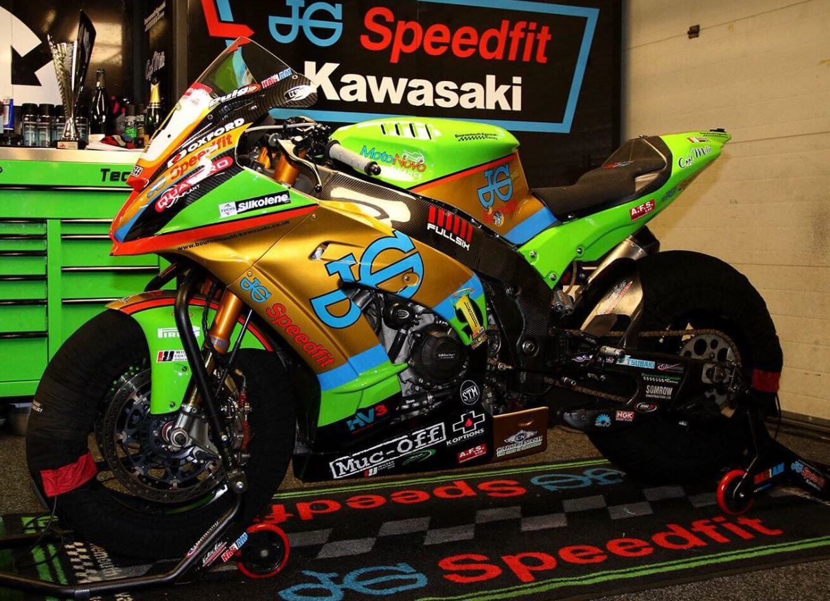 Kawasaki bike champion oct 2018